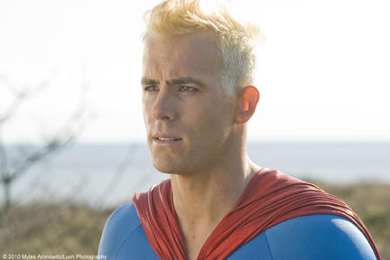 Ryan Reynolds as Captain Excellent in