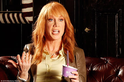 Kathy Griffin in