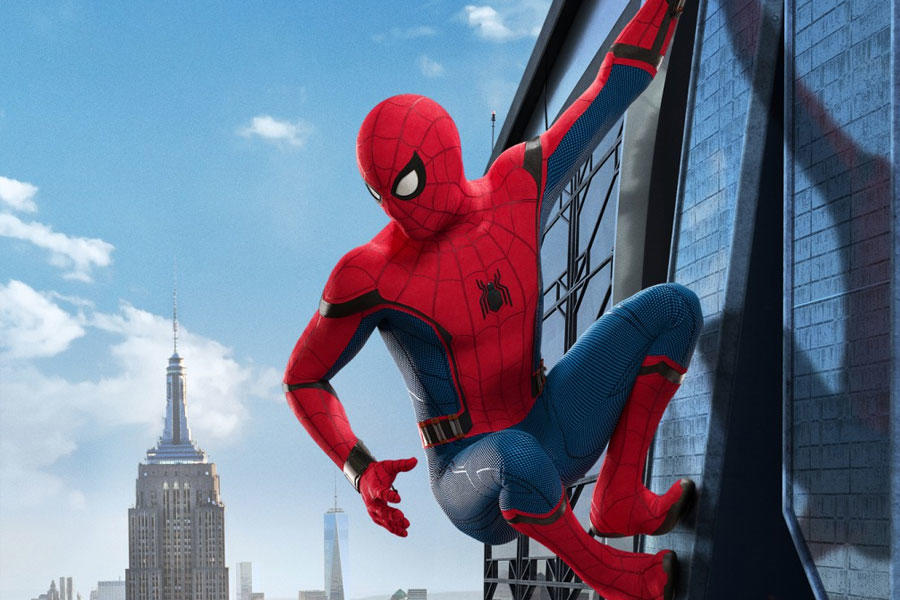 Kevin Feige and Jon Watts Address That Amazing Moment in 'Spider-Man: Homecoming'