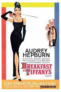 Breakfast at Tiffany's (1961) poster
