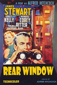 Rear Window (1954) poster