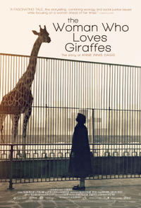 The Woman Who Loves Giraffes poster