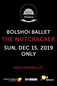 The Bolshoi Ballet: The Nutcracker (2019) poster