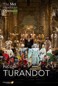 The Metropolitan Opera: Turandot Encore (2019)