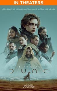Dune (2021) poster