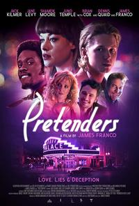 The Pretenders poster