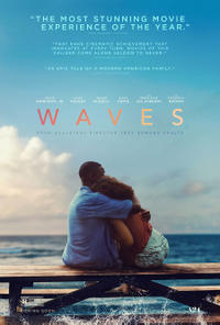 Waves (2019) poster