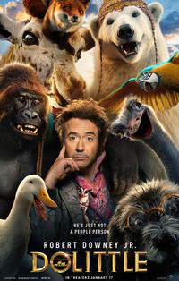 Dolittle (2020) poster