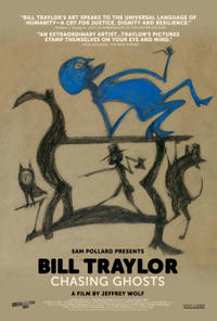 Bill Traylor: Chasing Ghosts (2021) poster