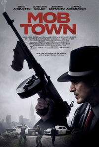 Mob Town (2019) poster