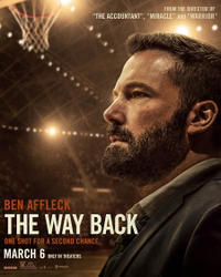 The Way Back (2020) poster