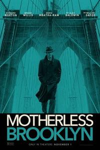 Double Feature: MOTHERLESS BROOKLYN / PRIMAL FEAR poster
