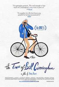The Times of Bill Cunningham poster