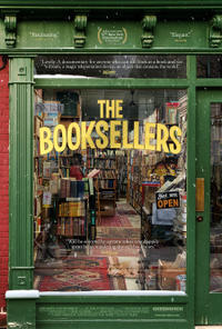 The Booksellers (2020) poster