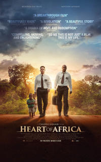 Heart of Africa (2020) poster