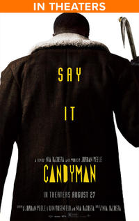 Candyman (2021) poster