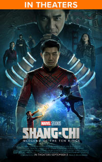 Shang-Chi and the Legend of the Ten Rings (2021) poster