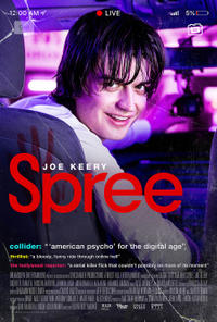 Spree (2020) poster