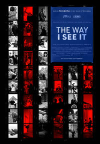 The Way I See It (2020) poster