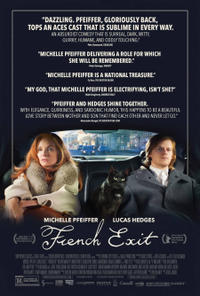 French Exit (2021) poster