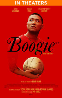 Boogie (2021) poster