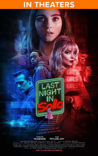 Last Night in Soho (2021) poster
