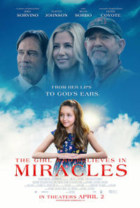 The Girl Who Believes in Miracles (2021) poster