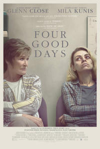 Four Good Days (2021) poster