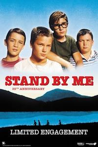 Stand by Me 35th Anniversary poster