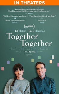 Together Together (2021) poster