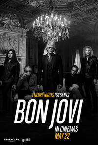 Bon Jovi at Encore Nights poster