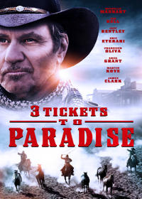 3 Tickets to Paradise (2021) poster