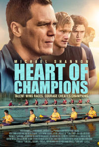 Heart of Champions (2021) poster