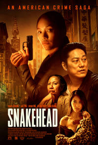 Snakehead (2021) poster