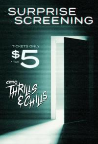 AMC Thrills and Chills Surprise Screening: October 27 (2021) poster