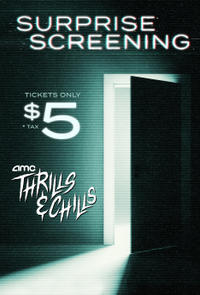 AMC Thrills and Chills Surprise Screening: October 29 (2021) poster