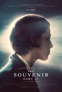The Souvenir: Part II (2021) poster