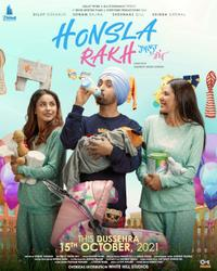 Honsla Rakh (2021) poster