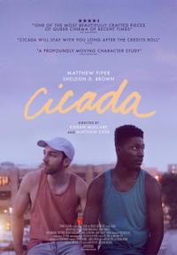 Cicada (2021) poster