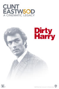 Eastwood Legacy: Dirty Harry 50th Anniversary poster