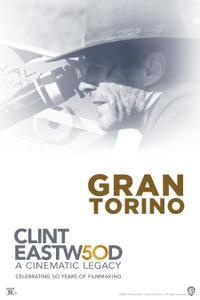 Eastwood Legacy: Gran Torino poster