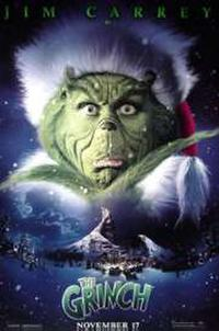 Dr. Seuss' How the Grinch Stole Christmas (2000) poster