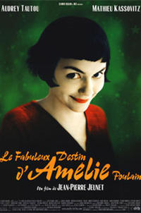 Amelie / The City of Lost Children Movie Poster