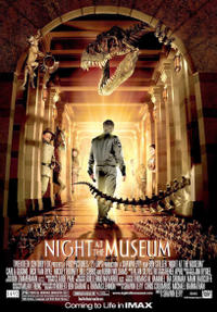 Night at the Museum: The IMAX Experience Movie Poster