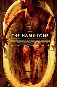 The Hamiltons - Horrorfest Movie Poster