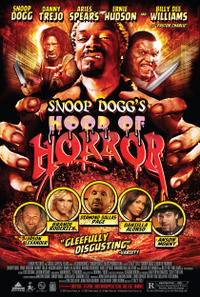 Snoop Dogg's Hood of Horror Movie Poster