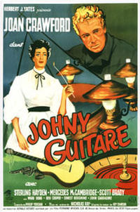 Johnny Guitar / True Story of Jesse James Movie Poster
