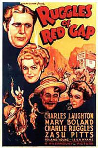 Ruggles of Red Gap / Cluny Brown Movie Poster