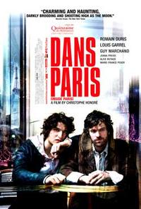 Dans Paris Movie Poster