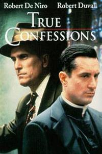True Confessions / Night of the Following Day Movie Poster